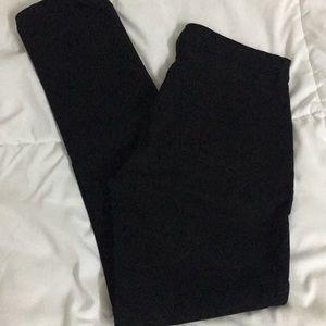 J Brand Skinny Black Jeans 26